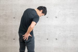 腰痛の原因臀部の筋肉